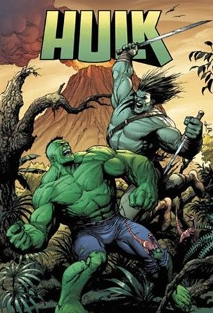 Hulk - the Complete Collection 1