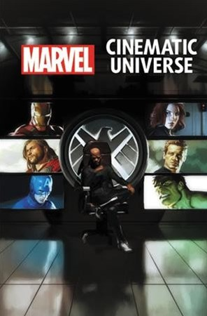 The Marvel Cinematic Universe - the Marvel Comics Omnibus 1