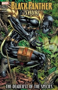 Black Panther by Reginald Hudlin, Ken Lashley, Paul Neary (9781302914196) - PaperBack - Graphic Novels Comics