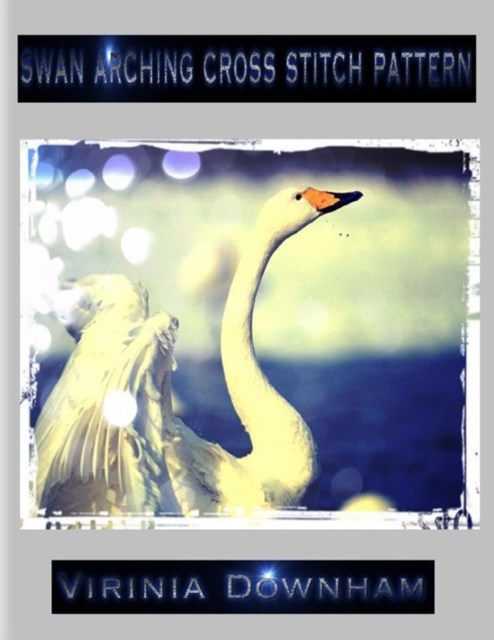 (ebook) Swan Arching Cross Stitch Pattern
