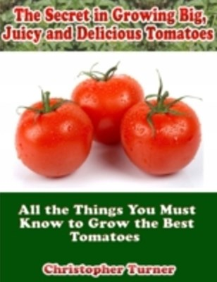 Secret In Growing Big, Juicy and Delicious Tomatoes: All the Things You Must Know to Grow the Best Tomatoes