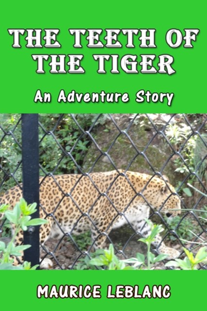 (ebook) Teeth of the Tiger