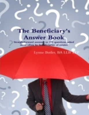 (ebook) Beneficiary's Answer Book