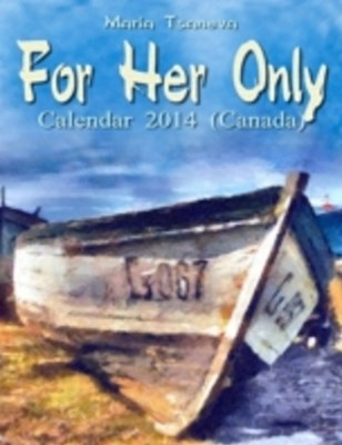 For Her Only: Calendar 2014 (Canada)