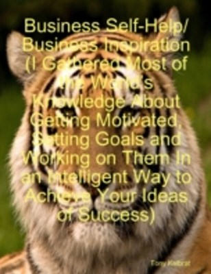 Business Self-Help/ Business Inspiration (I Gathered Most of the World's Knowledge About Getting Motivated, Setting Goals and Working on Them In an Intelligent Way to Achieve Your Ideas of Success)