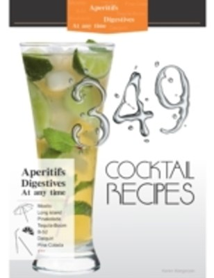 (ebook) 349 Cocktail Recipes