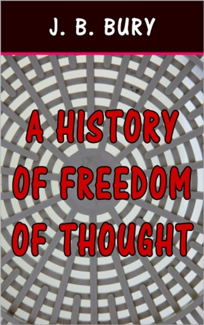 (ebook) History of Freedom of Thought