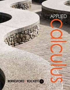 Applied Calculus by Andrew M. Rockett, Andrew M. Rockett (9781305085312) - HardCover - Science & Technology Mathematics