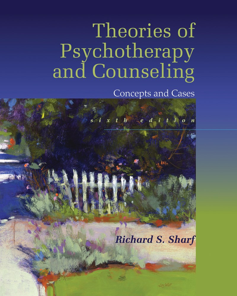 Theories of Psychotherapy & Counseling : Concepts and Cases