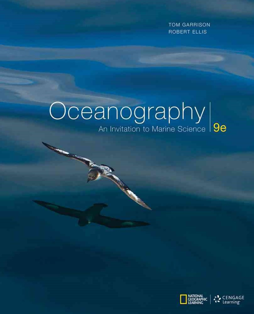 Oceanography : An Invitation to Marine Science
