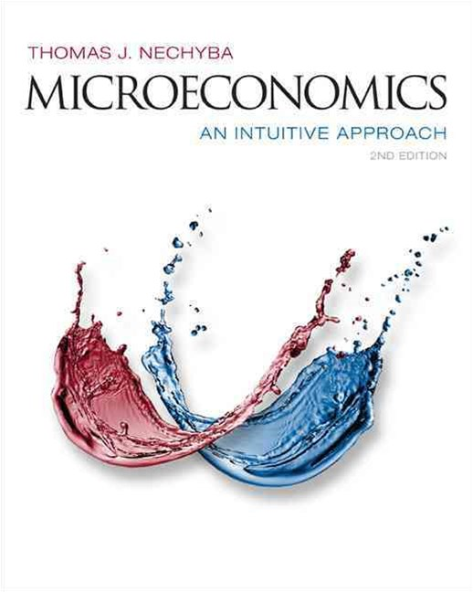 Microeconomics : An Intuitive Approach