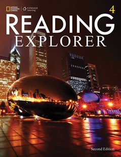 Reading Explorer 4: Student Book with Online Workbook by Paul MacIntyre, David Bohlke (9781305254497) - PaperBack - Language English