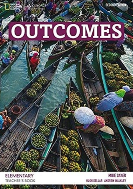 Outcomes (2nd Ed) - Elementary - Teacher Book and Class Audio CD