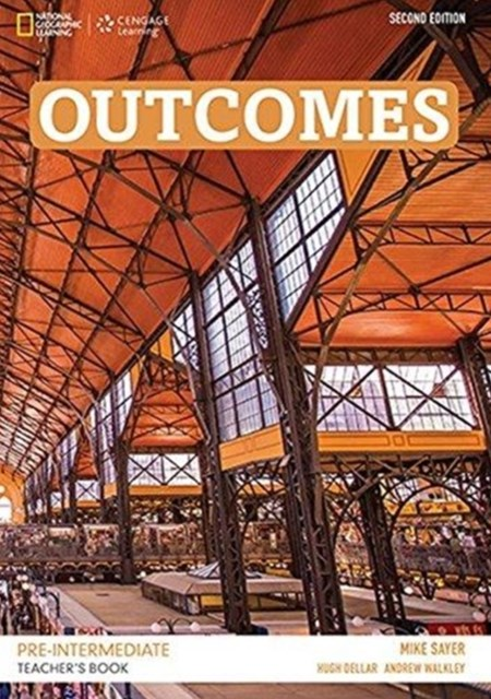 Outcomes (2nd Ed) - Pre-Intermediate - Teacher Book with Class Audio CD