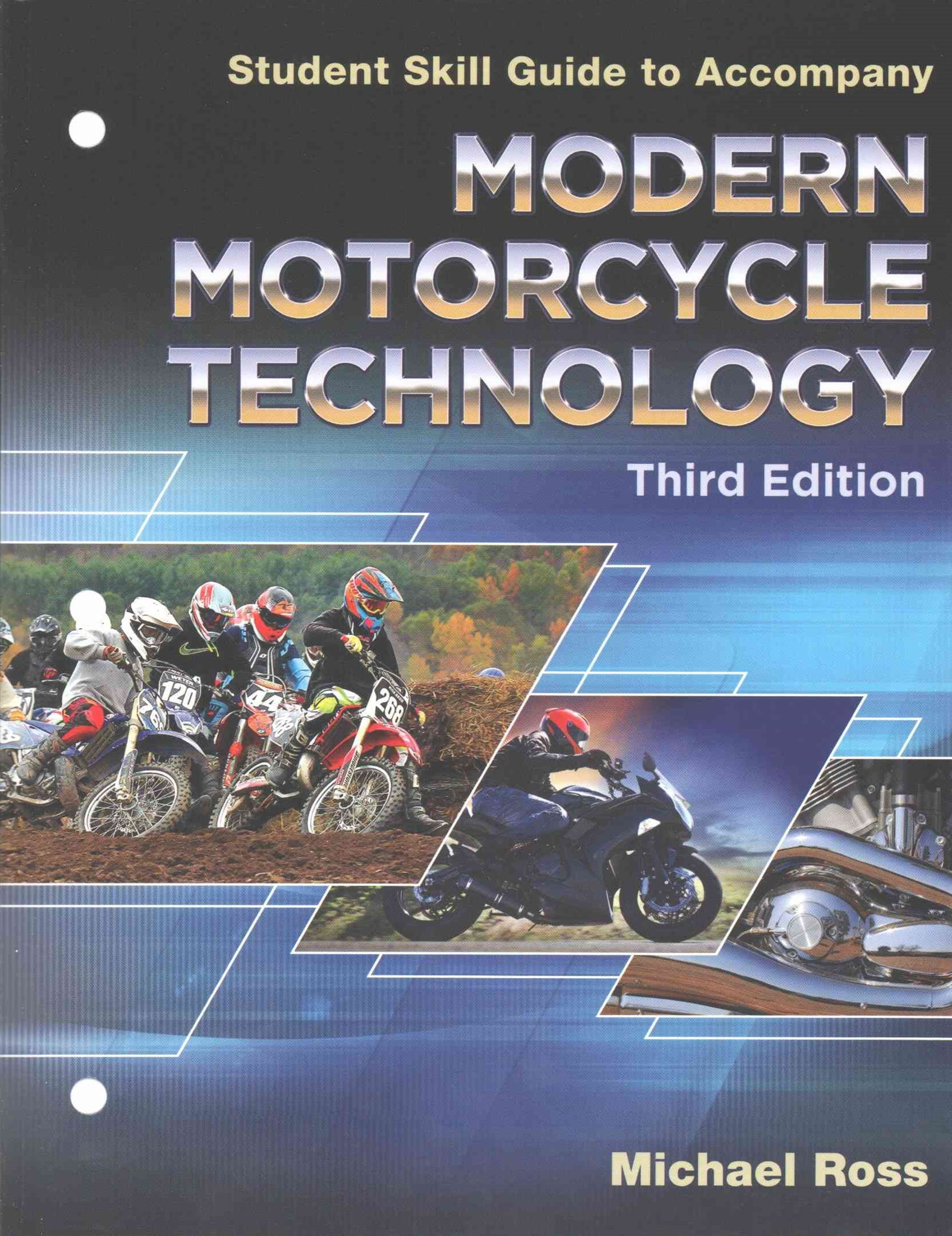 Student Skill Guide for Adbo's Modern Motorcycle Technology, 3rd