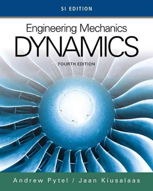 Engineering Mechanics : Dynamics, SI Edition