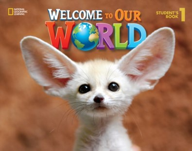 Welcome to Our World 1: Students Book by Jill O'Sullivan, Joan Kang Shin (9781305583092) - PaperBack - Education IELT & ESL