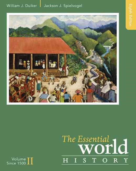 The Essential World History - Since 1500