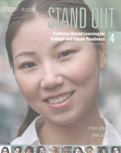 Stand Out 4 by Staci Johnson, Rob Jenkins (9781305655591) - PaperBack - Education IELT & ESL