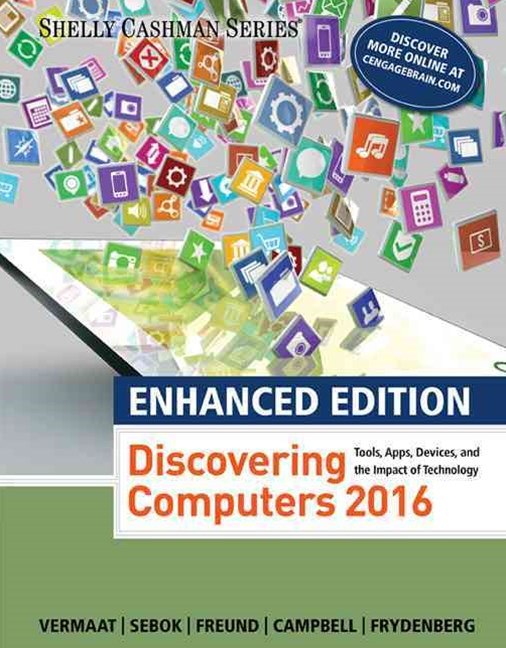 Enhanced Discovering Computers ¸2017