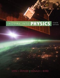 Inquiry into Physics by Prof. Donald Bord, Donald Bord (9781305959422) - PaperBack - Education Teaching Guides
