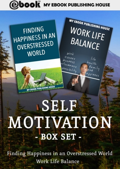 (ebook) Self Motivation Box Set