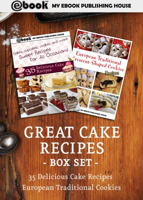 (ebook) Great Cake Recipes Box Set