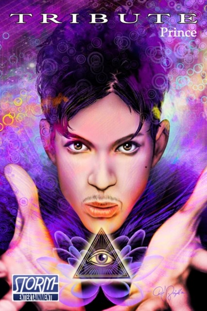 (ebook) Tribute: Prince