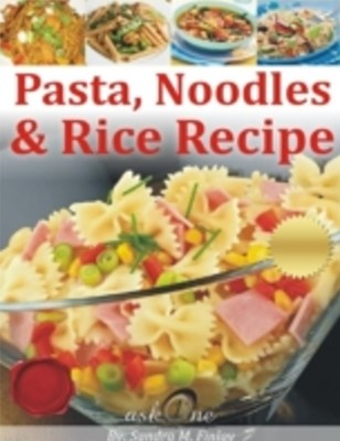 (ebook) Pasta Noodles & Rice Recipes