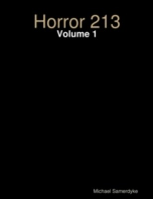 (ebook) Horror 213: Volume 1
