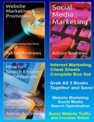 (ebook) Internet Marketing Cheat Sheets: Complete Box Set