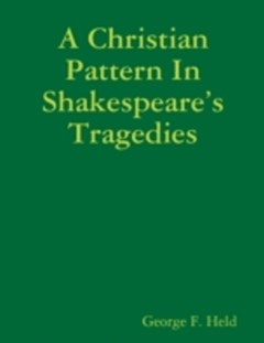 Christian Pattern In Shakespeare