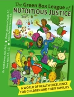 (ebook) Green Box League of Nutritious Justice - Health & Wellbeing General Health