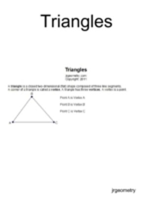 (ebook) Triangles