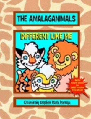 (ebook) Amalaganimals: Different Like Me
