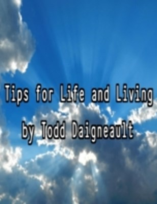 (ebook) Tips for Life and Living