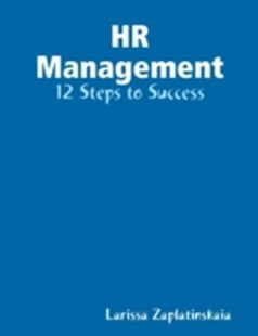 (ebook) HR Management - 12 Steps to Success - Business & Finance Ecommerce