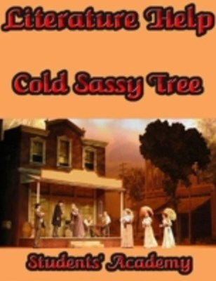 Literature Help: Cold Sassy Tree