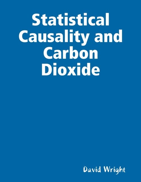(ebook) Statistical Causality and Carbon Dioxide