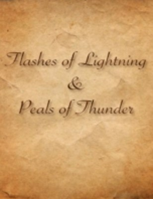 (ebook) Flashes of Lightning & Peals of Thunder