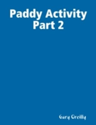 (ebook) Paddy Activity Part 2