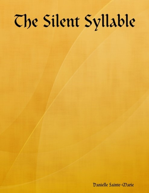 (ebook) Silent Syllable