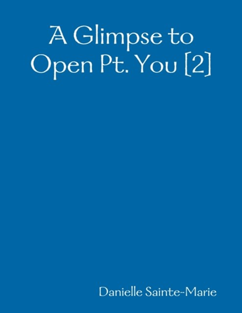 (ebook) Glimpse to Open Pt. You [2]