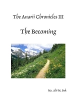 (ebook) Anarii Chronicles 3 - The Becoming