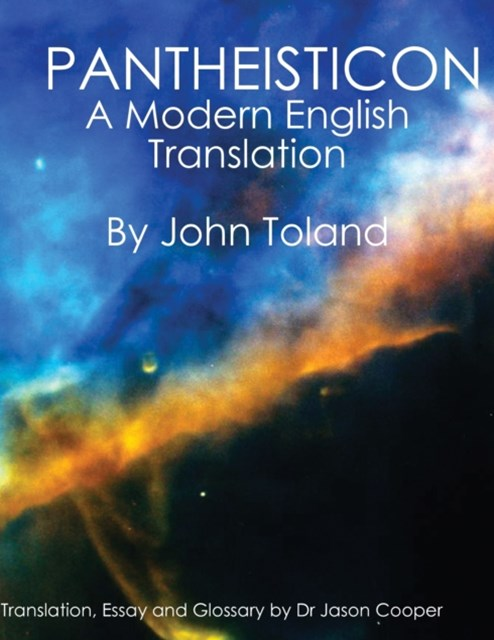 Pantheisticon: A Modern English Translation