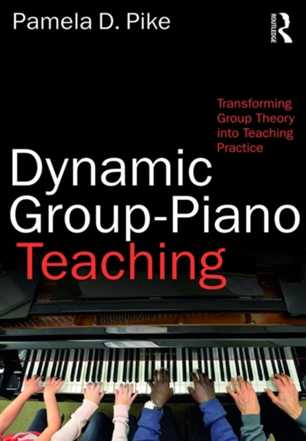 (ebook) Dynamic Group-Piano Teaching