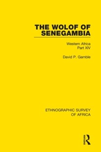 (ebook) The Wolof of Senegambia - Social Sciences Sociology