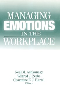 (ebook) Managing Emotions in the Workplace - Business & Finance