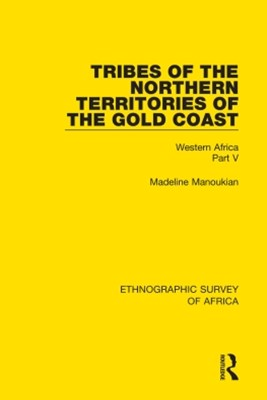 (ebook) Tribes of the Northern Territories of the Gold Coast