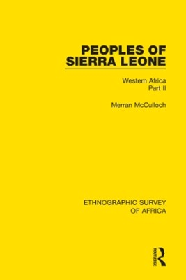 Peoples of Sierra Leone